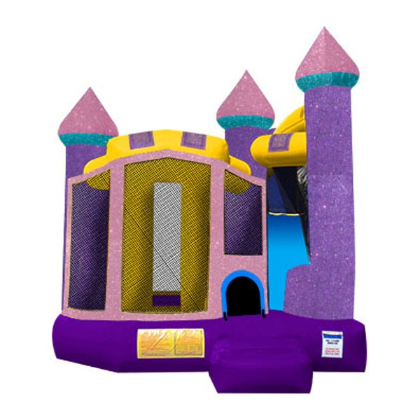 inflatable sparkling bounce house rental jacksonville