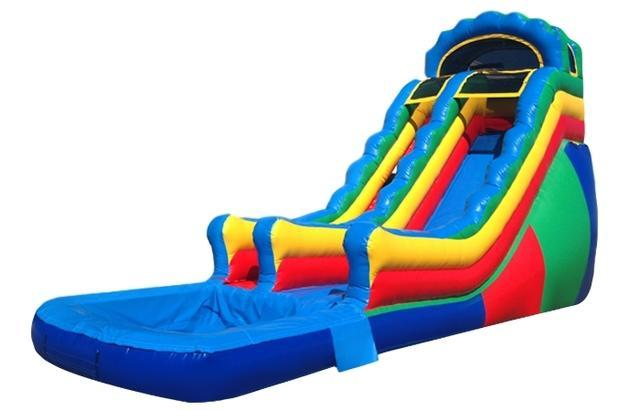 18ft Splash Down Water Slide SL317