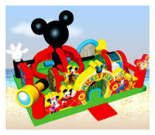 Mickey Park Learning Toddler C205