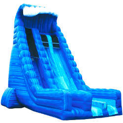 27ft Blue Crush Dry Slide SL305