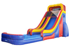 22ft Super Splash Water Slide SL320