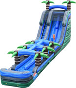 22ft Tropical Waterslide SL302/SL312