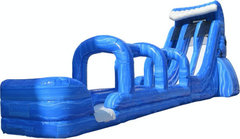 22ft Blue Crush Waterslide SL314/SL315