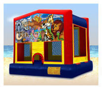 Noah's Ark Bouncer CP123