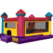 Mini Castle Bouncer CP104