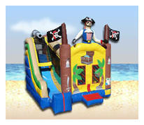 Pirate Ship 4in1 Combo C207