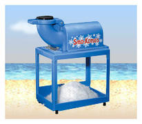 Sno-Cone Ice Machine