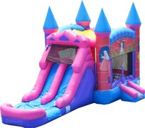4in1 Princess Combo Dual Slide C206