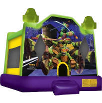 Ninja Turtles Bounce M117