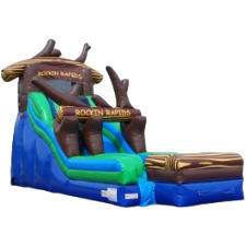 20ft Rockin Rapids Water Slide SL306