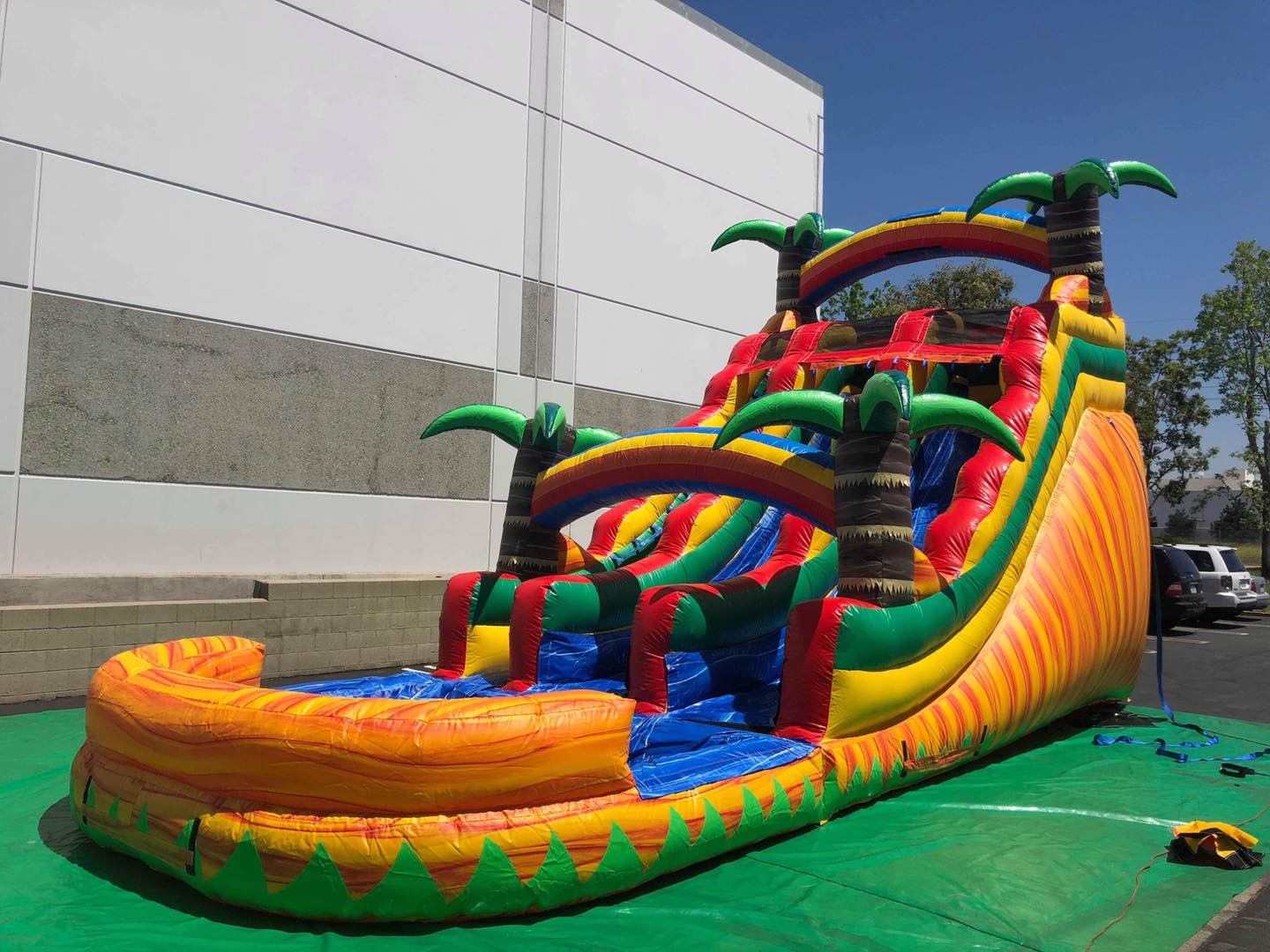 water slide rentals Youngstown Ohio