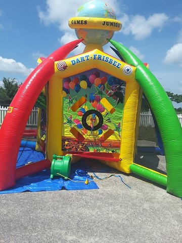 World Sports Inflatable Rental