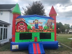 Fall Castle Bounce