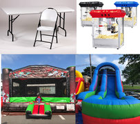 Silver Bounce Party Package