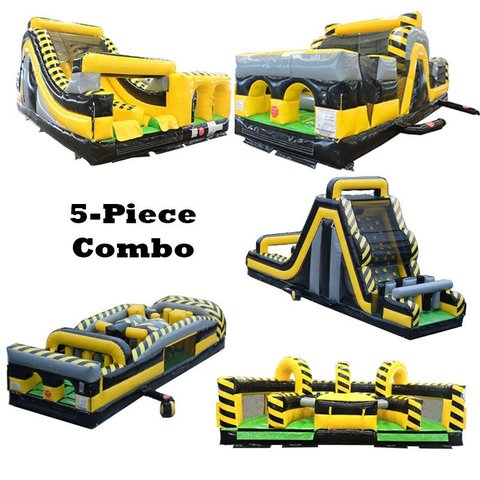Venom 5 pc 152' Obstacle Course