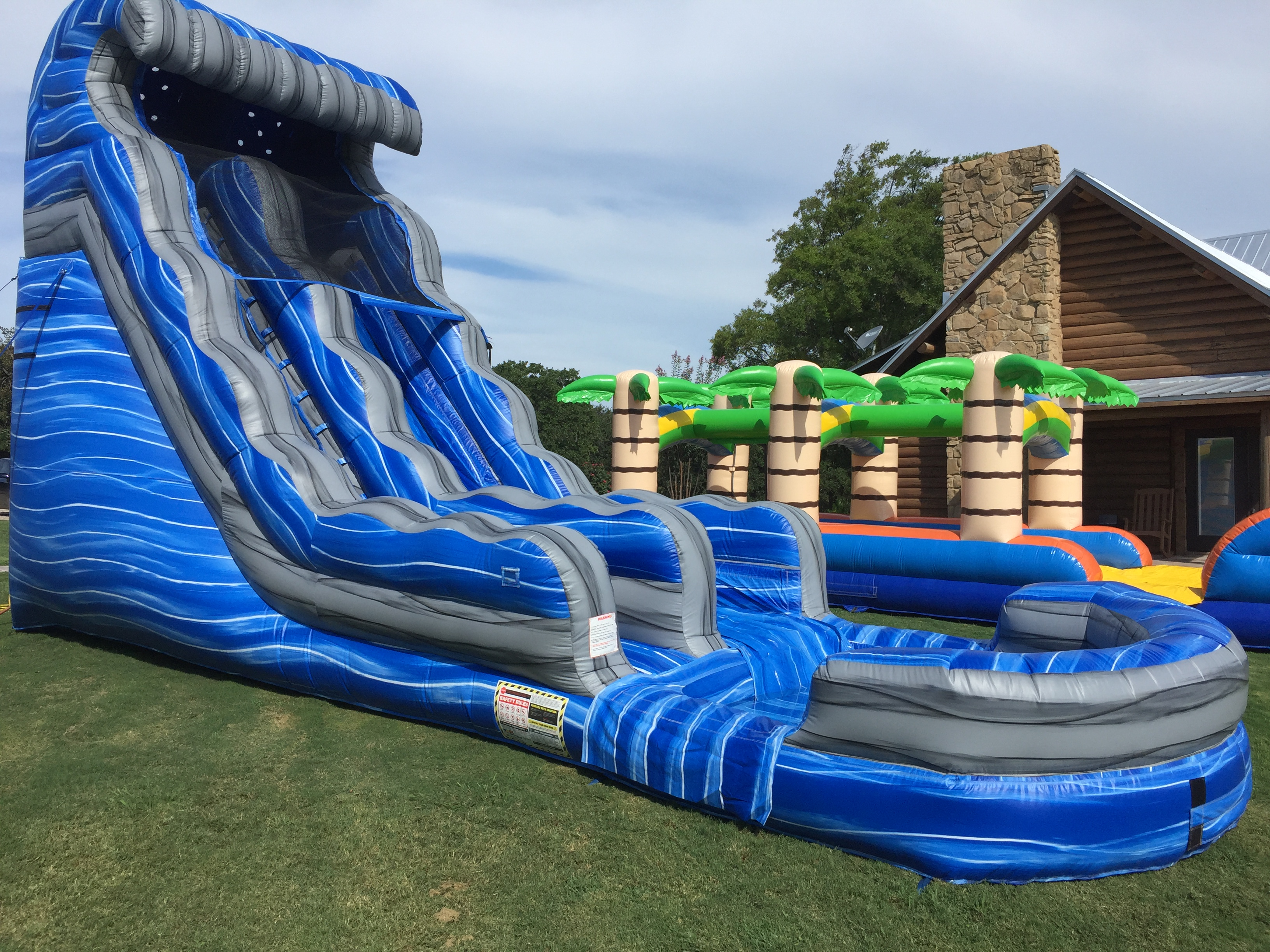 ovilla texas water slide rentals