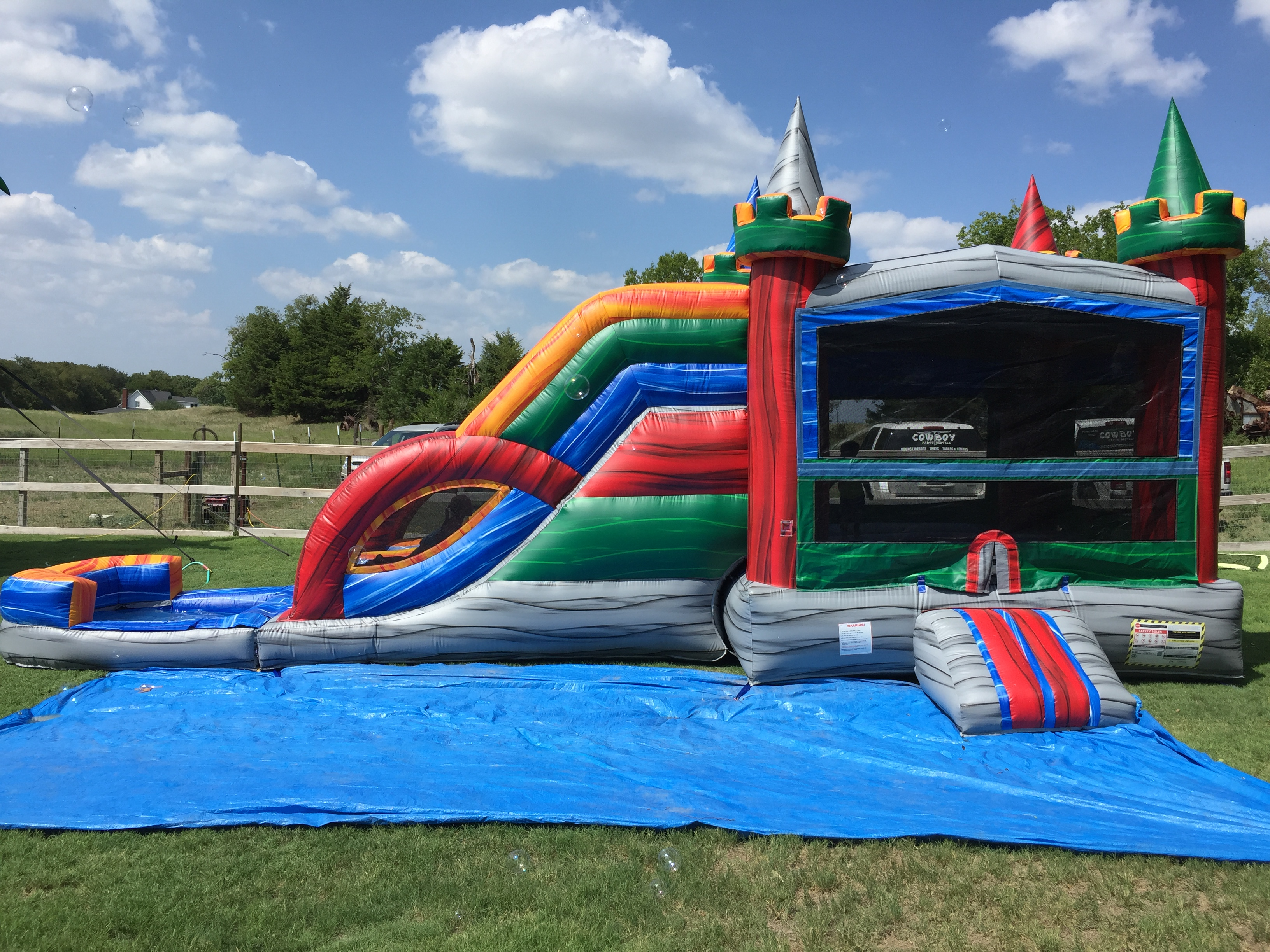 cd4194a5589085 Bounce House and Party Rentals | Corsicana TX | Cowboy Party Rentals