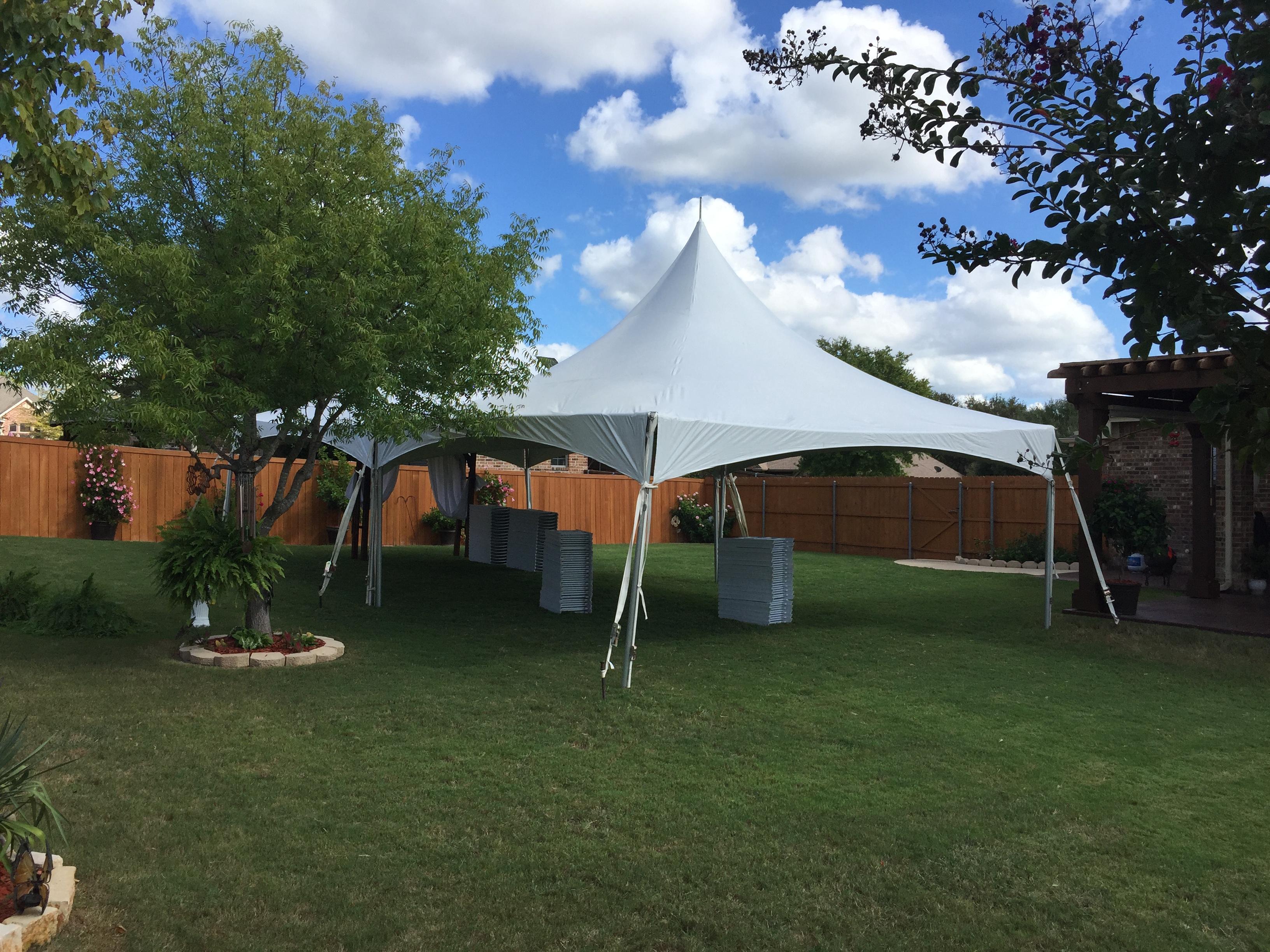 corsicana tent rental