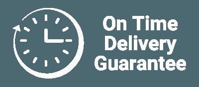 on time guarantee
