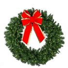 large christmas wreath rental desoto
