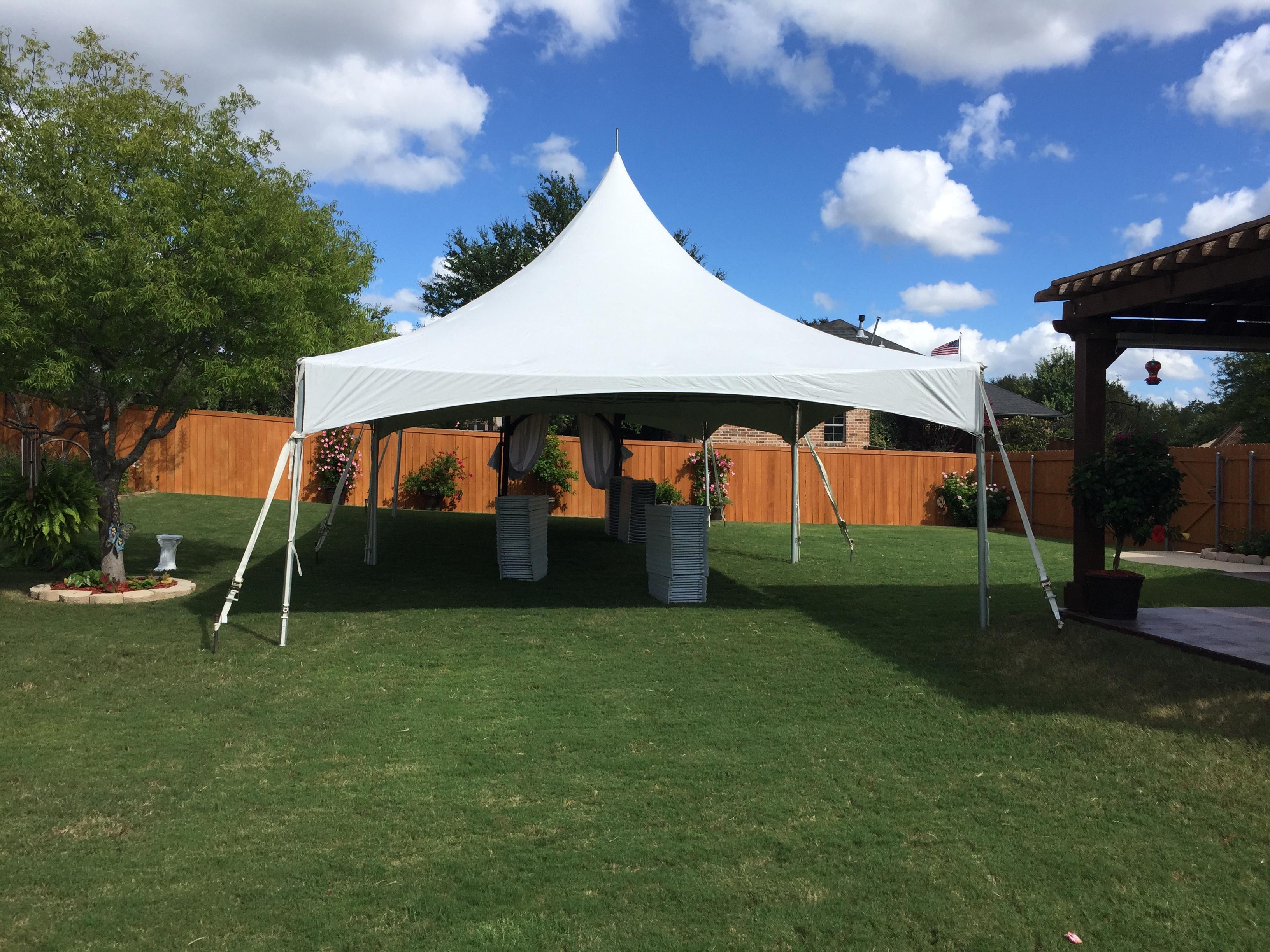 large tent rentals