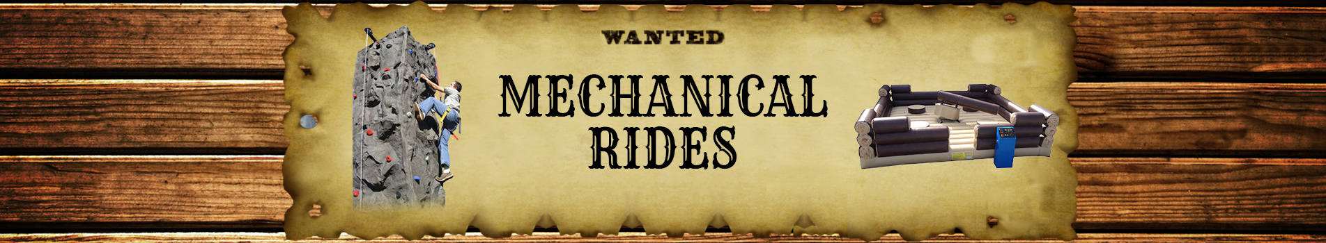 mechanical rides midlothian