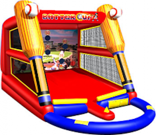 burleson texas bounce house with slide rentals