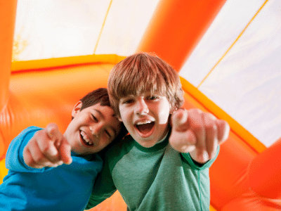 dallas bouncy house rental