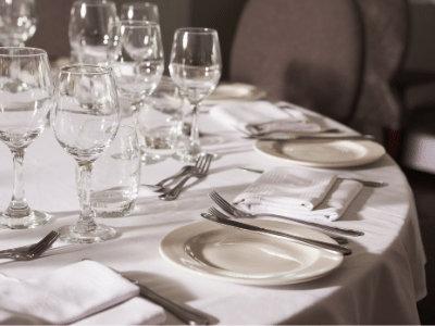 table linen rentals dfw