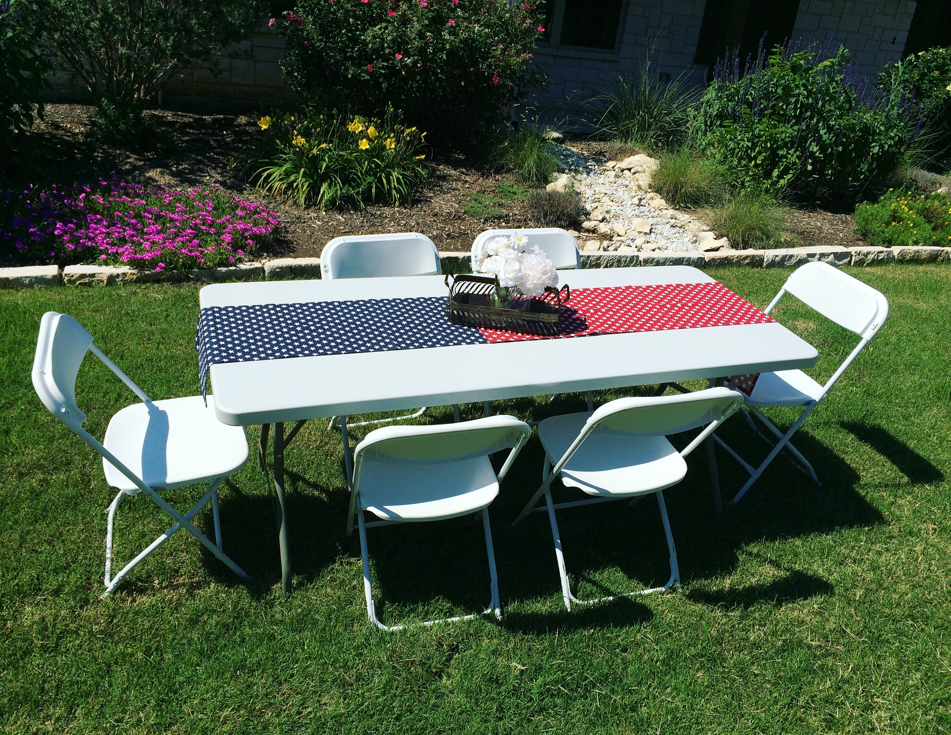 table and chair rental glenn heights