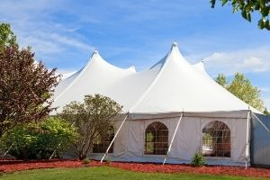 affordable tent rentals Dallas