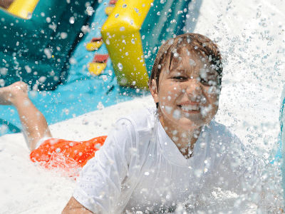 water slide rental dfw