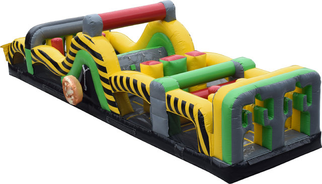 40 ft Toxic Obstacle Course