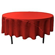 Red 90x132 Table Linen