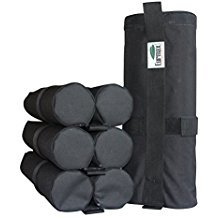 10x10 Tent Weights