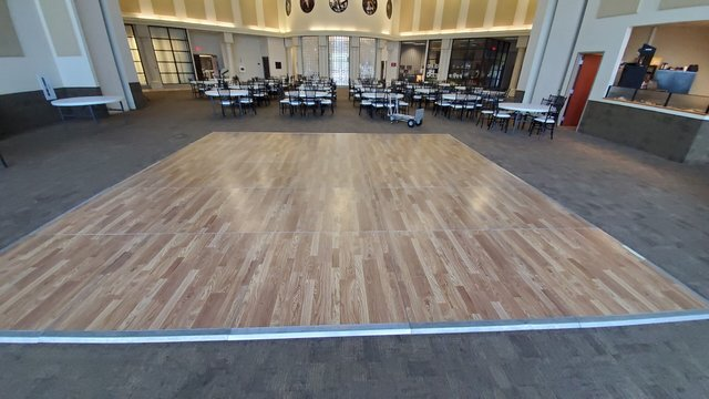 12x12 Dance Floor Rental