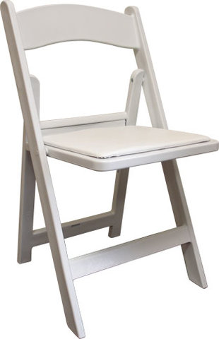 Garden Chairs (WHITE)