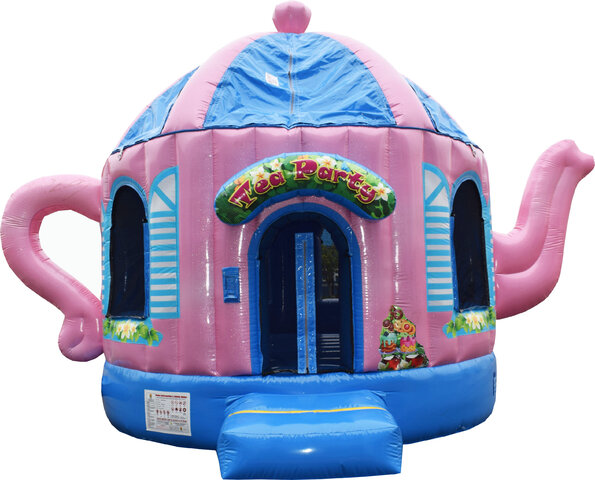 Teapot Bounce House Rental