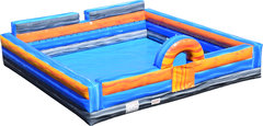 Marble Foam Pit and Foam Machine