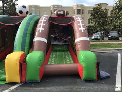 Football Challenge Inflatable Game