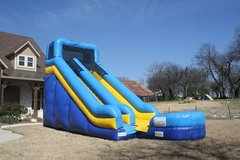 Wet 18 Ft Super Slide