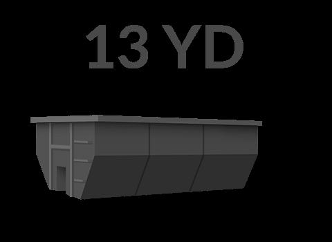 11 yard dumpster