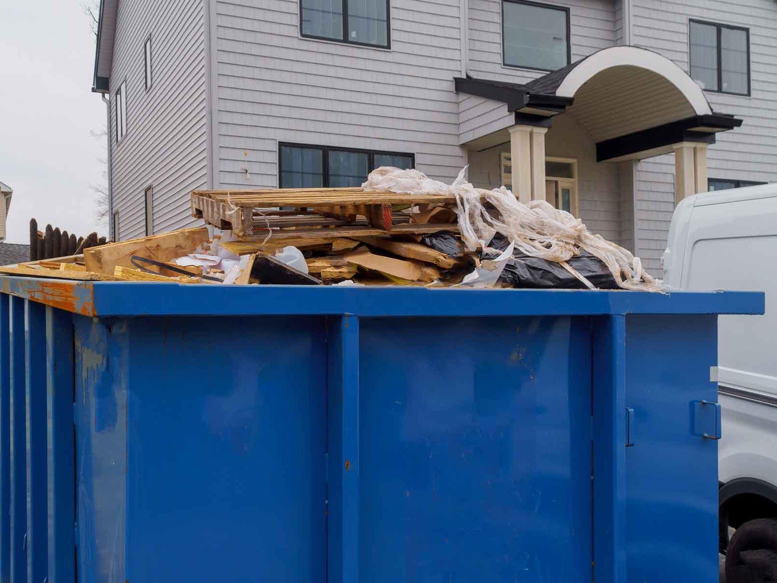 residential dumpster rentals