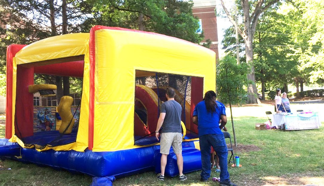 Bounce House Rental Charlotte NC