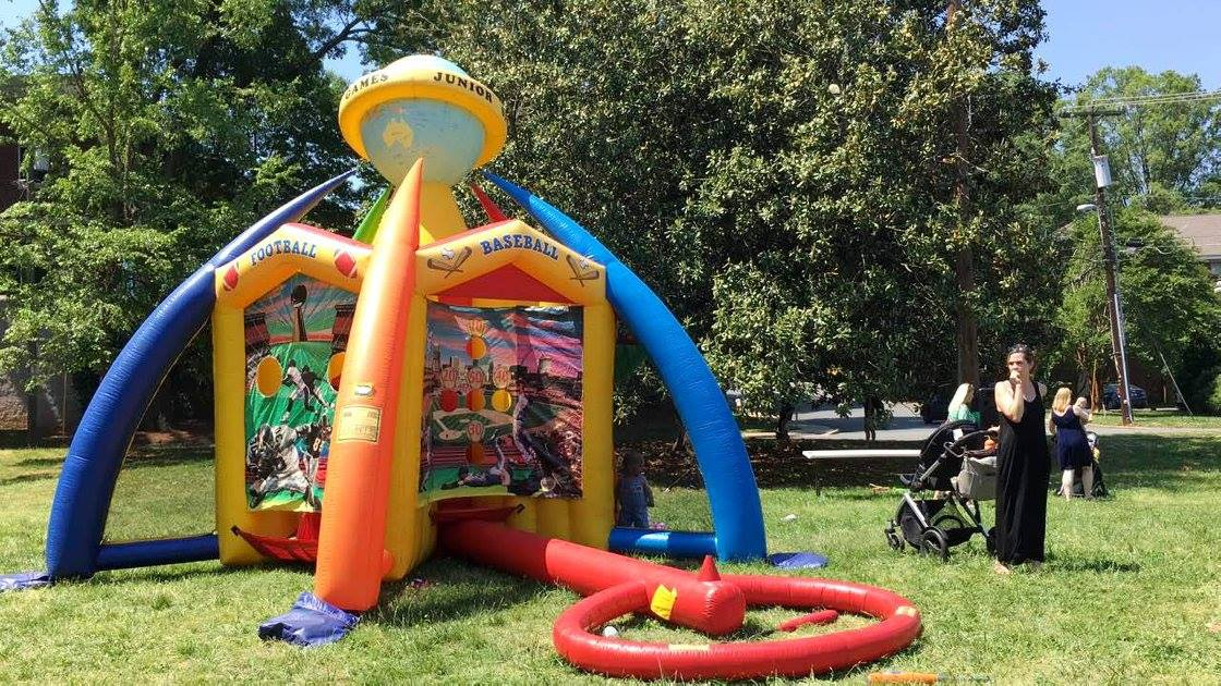 Charlotte NC Bounce House Rentals