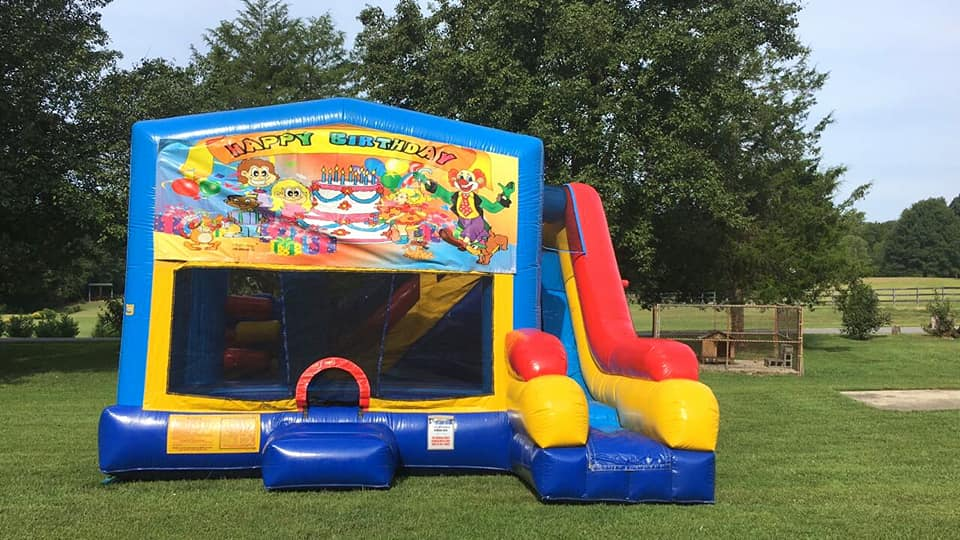 Cheap Bounce House Rentals Charlotte NC