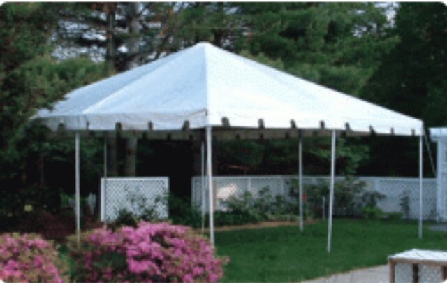 20'x20' Frame Tent (econ)