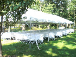 20 x 50 Tent Package