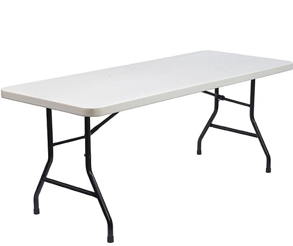 6' Rectangle Tables