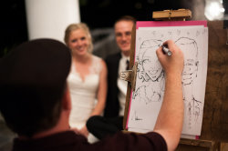 CARICATURE ARTIST ENTERTAINER